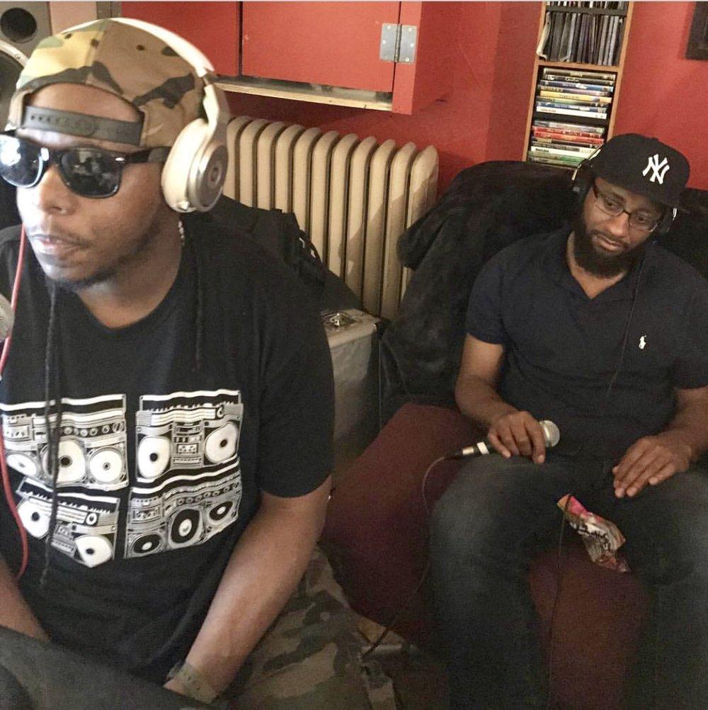 Eloh Kush & DJ Priority