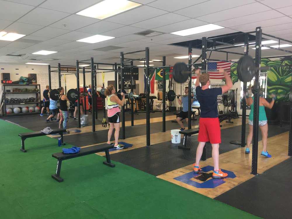 S & C Class Push Press