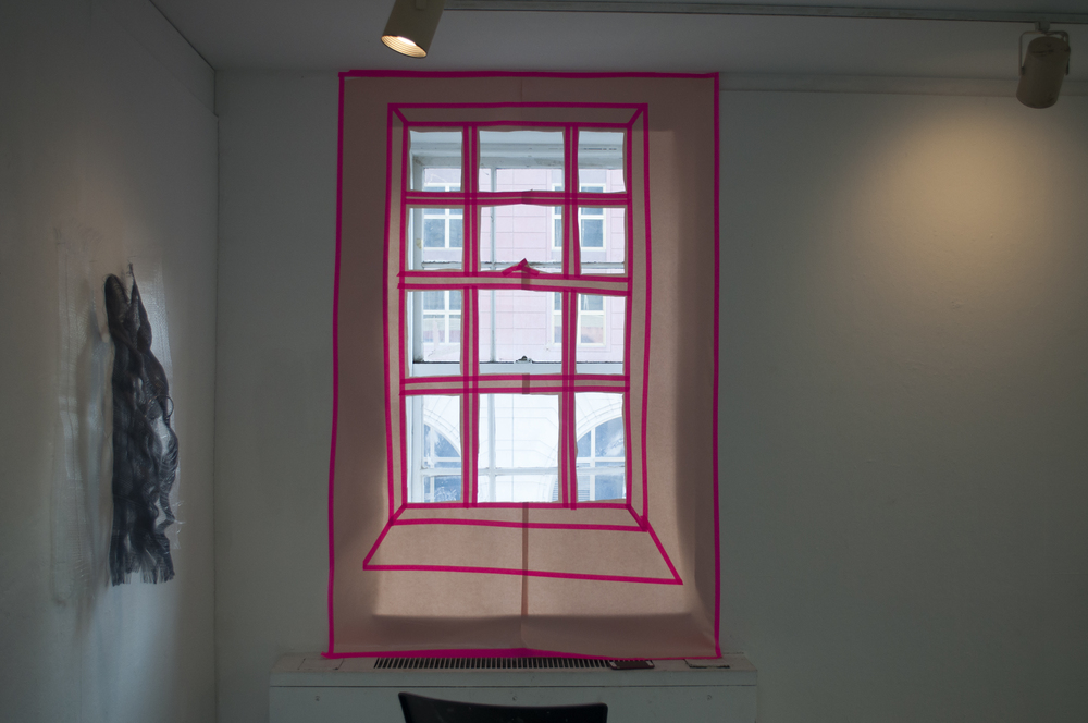 Paper Window