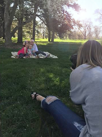 Family and child photographer denver evergreen colorado
