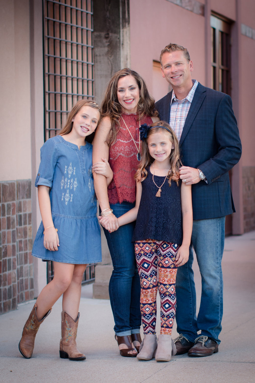 The Woodlands, Texas Family Photographer