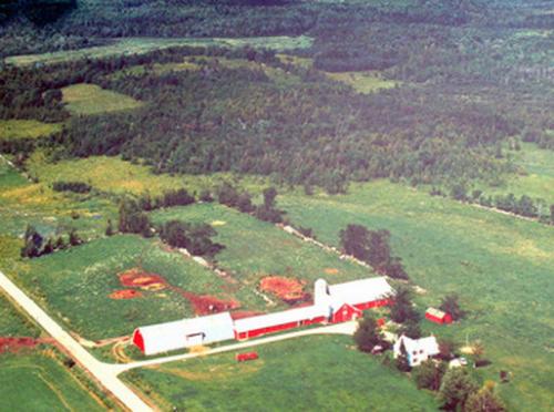 Gibson Family Farm circa 1989