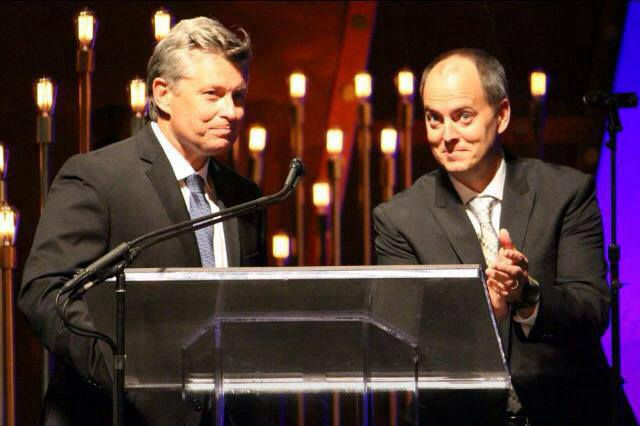 Hosting The 2015 IBMA Awards