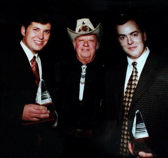 The Brothers With Jimmy Martin