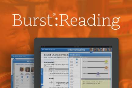 Burst:Reading Our contributions:  project management; data management; development; UX design…