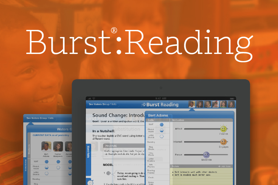 Burst:Reading Our contributions: project management; data management; development; UX design …