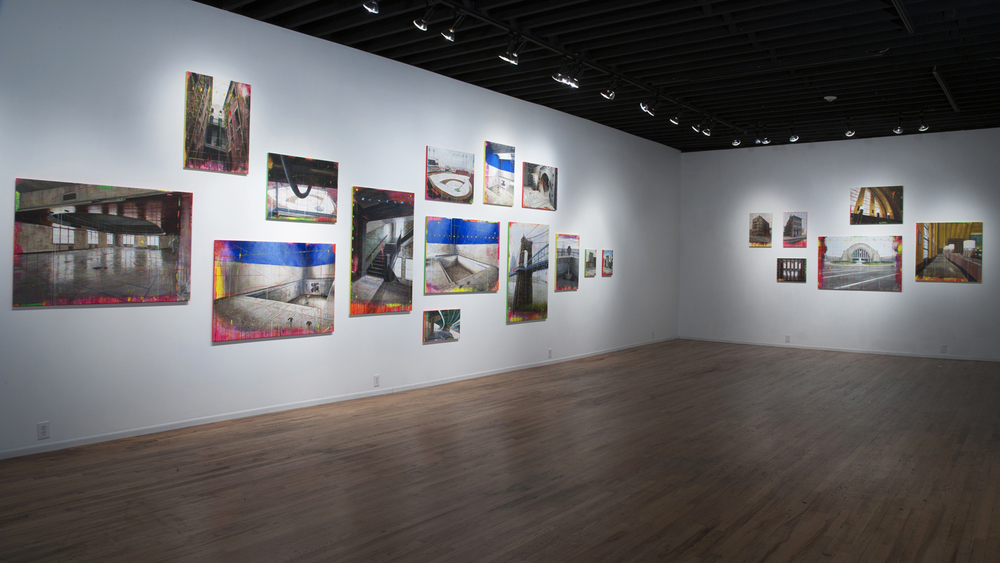 Carl Solway Gallery, Cincinnati, OH, 2015