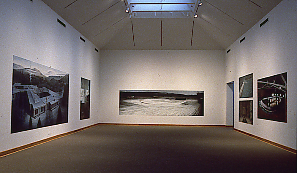"Williams College Museum of Art, Williamstown, MA, ""Hometown"", 1995"