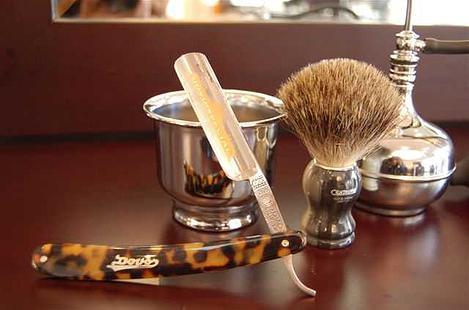 Salon coiffeur homme barbier barbclub