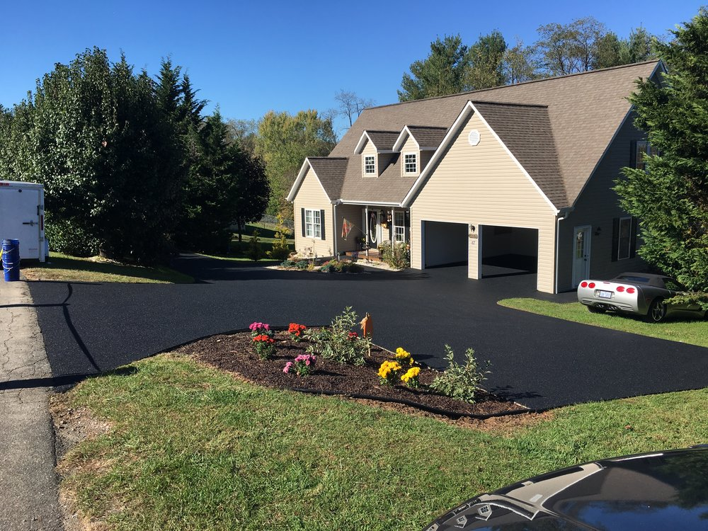After pic with new Rubaroc Jet Black