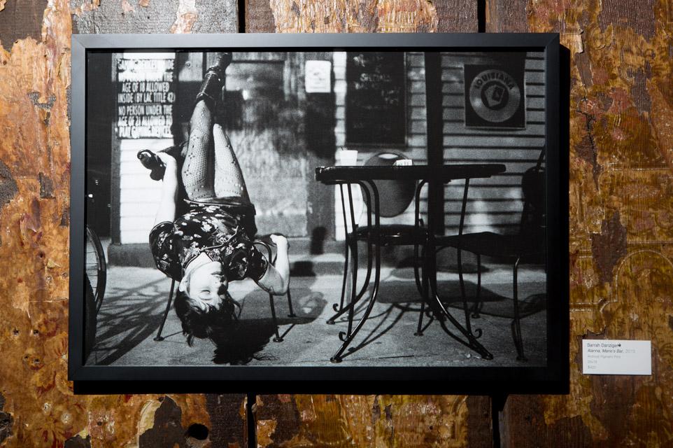 Alanna, Marie's Bar, 2013