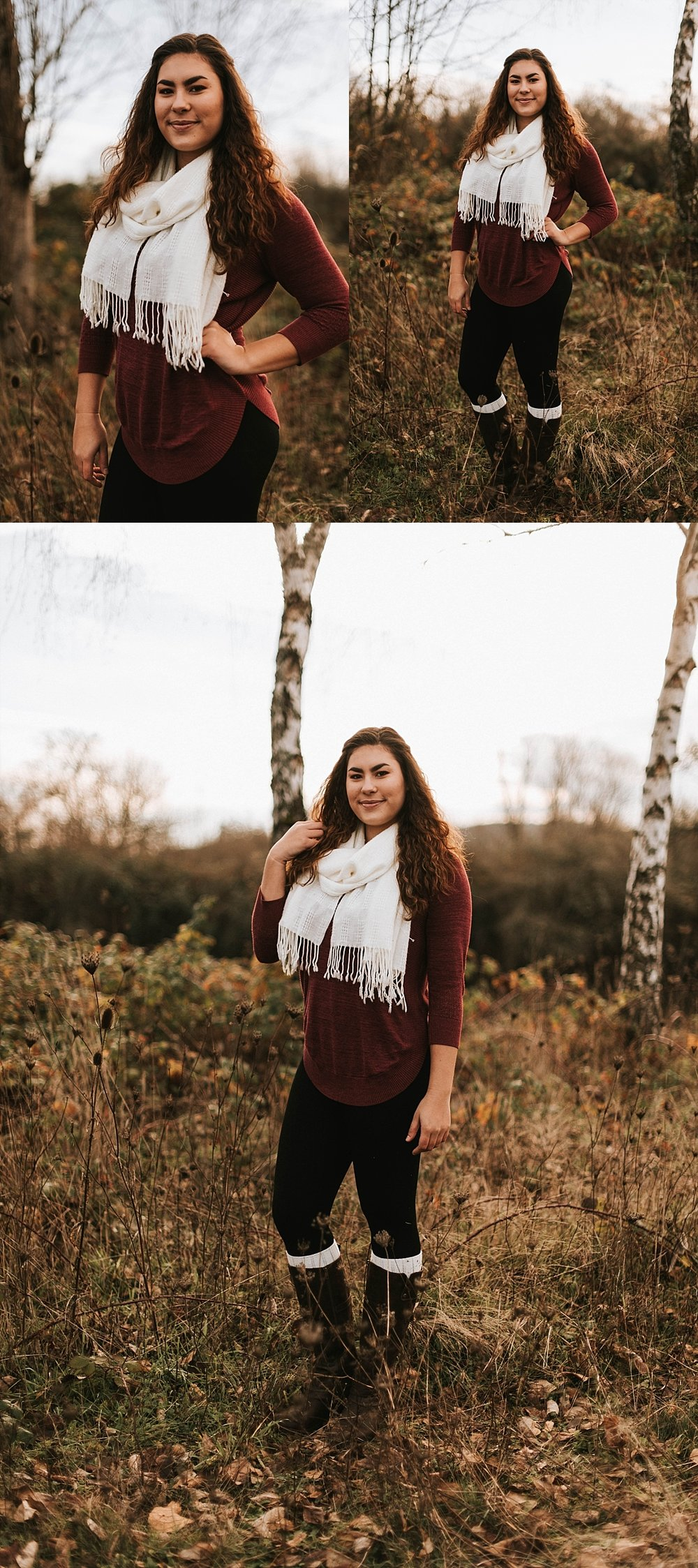 nbp winter senior shoot