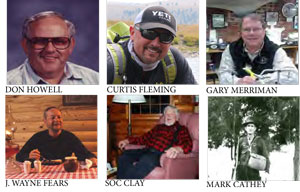 Southern Trout Magazine Announces 2017 Legends of the Fly Hall of Fame Inductees