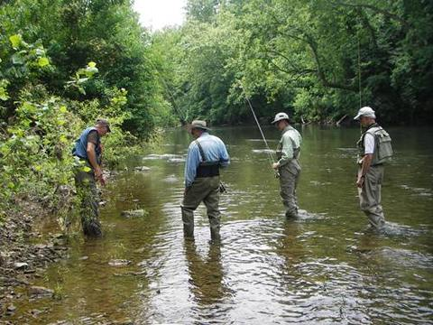Murray's Fly Shop's On The Stream Trout Schools.jpg