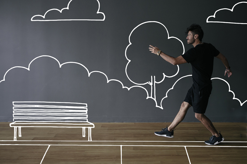 Locomotion: moving your body from one place to another =walking, running, skiing