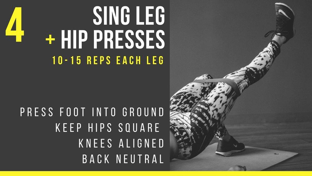 hip presses