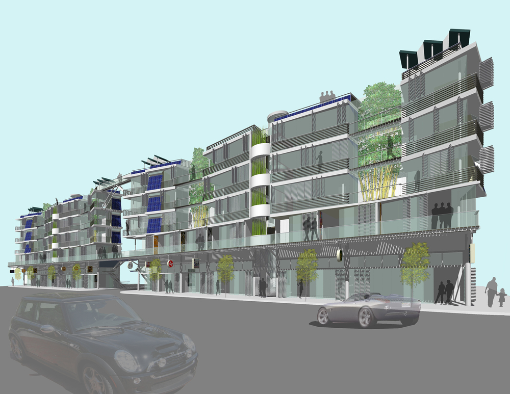 Octavia Boulevard Apartments