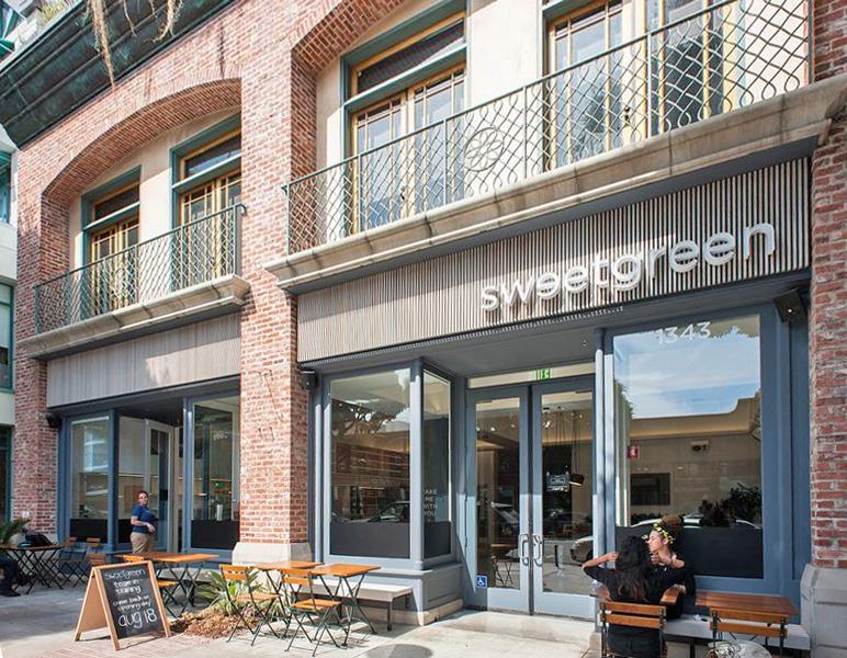 Sweetgreen Santa Monica