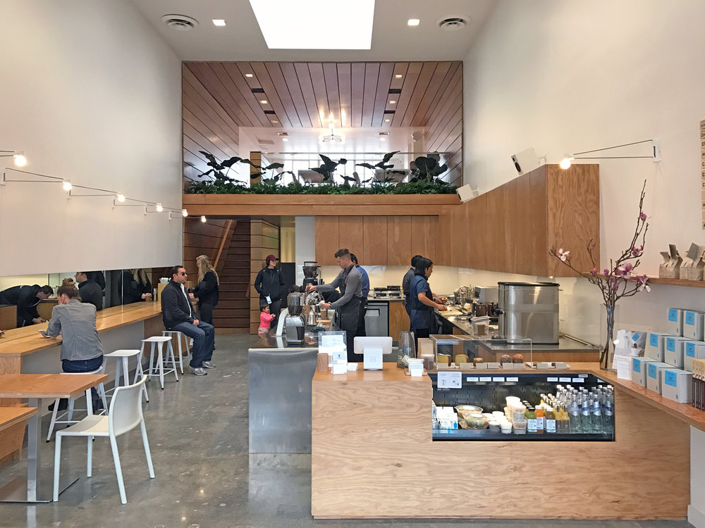 Blue Bottle Coffee, Beverly Hills