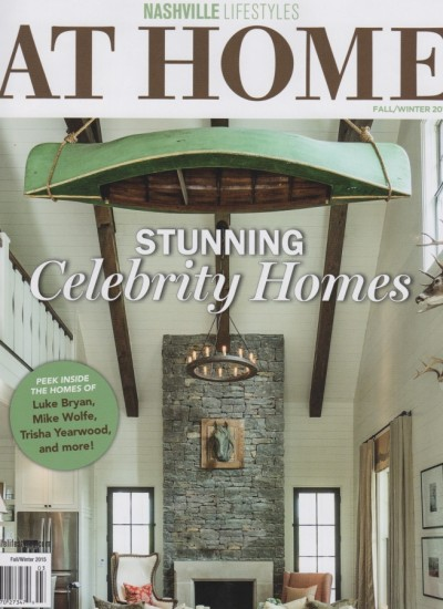 NASHVILLE LIFESTYLES AT HOME, 2015