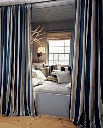 Perfectly Installed Pottery Barn Draperies