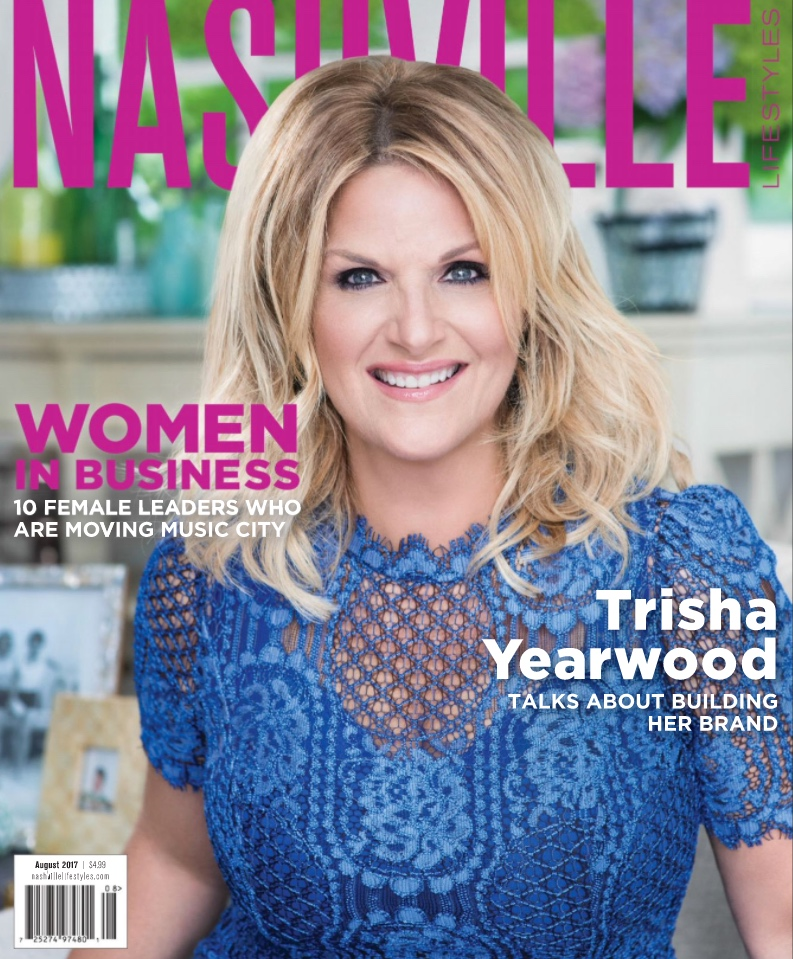NASHVILLE LIFESTYLE, AUG 2017