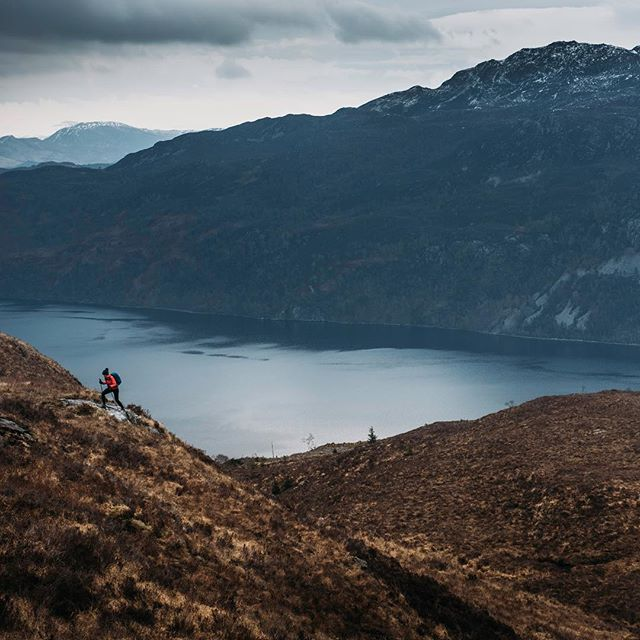 One of my favourite projects last year was right here at home in Scotland, running the Great Glen Way with the incredibly talented @kelvintrautman, with @sfm_films catching up with us to capture this incredible wild landscape on film. So I'm super proud of our little team that Untrailed has been awarded the John Muir Trust Wild Places Film Prize at the Fort William@mountainfestival! 🎥🏔🏴 You can see the film, photos, and words on @Sidetracked (sidetracked.com/untrailed) 📷:@kelvintrautman @merrelluk @cotswoldoutdoor #createyourtrail