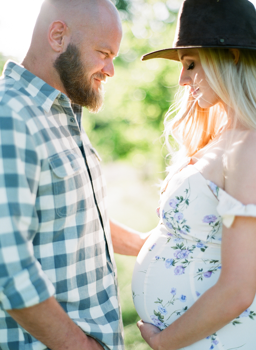 michellebeller.com | Maternity Session by Michelle Beller Photography