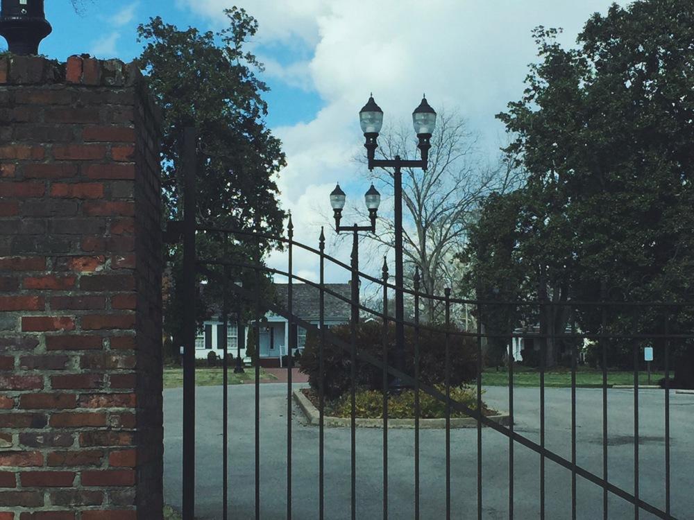 birthplace of helen keller.