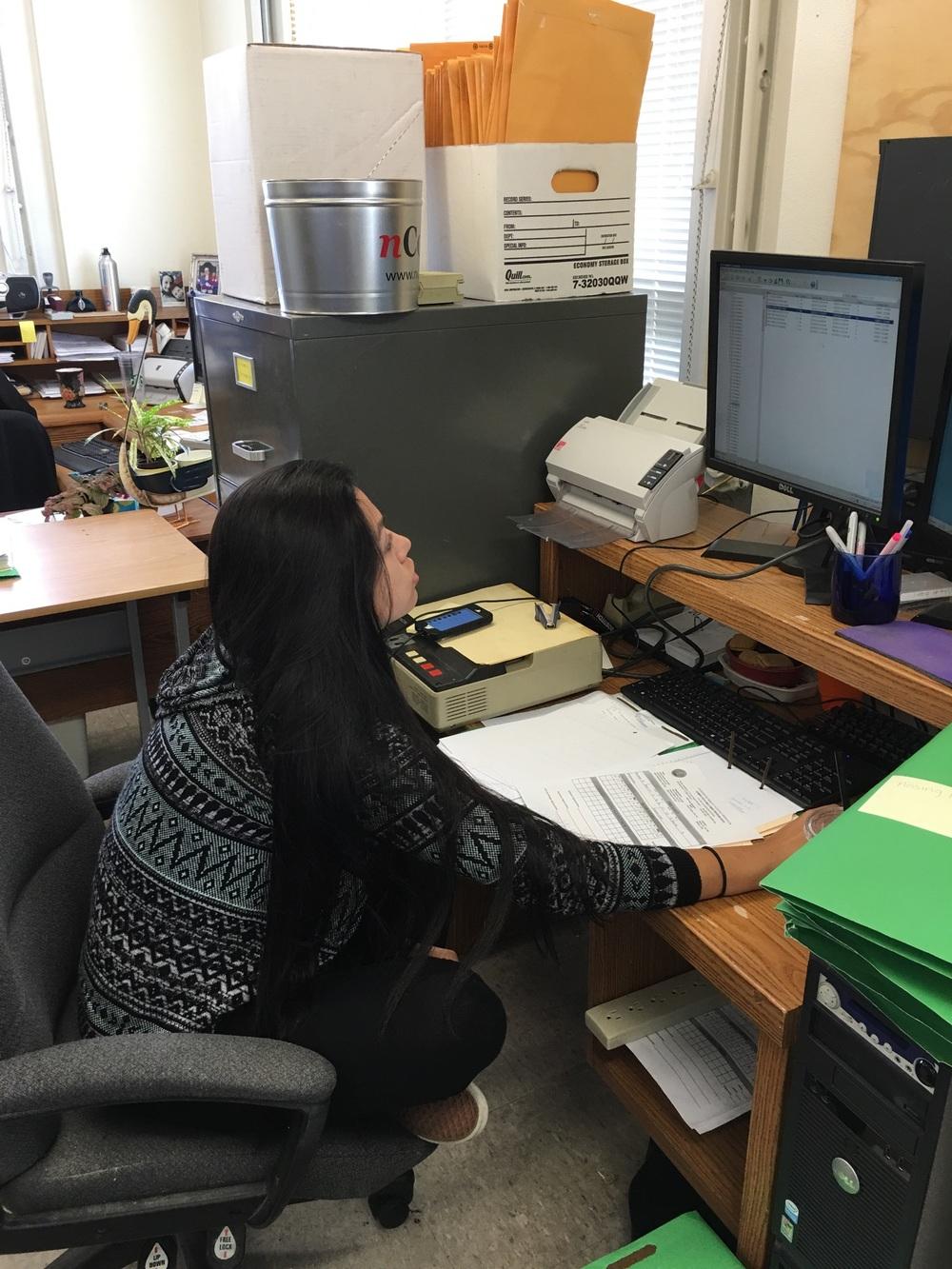 2016 SYEP_Breane George Okanogan County Clerk's Office.jpg