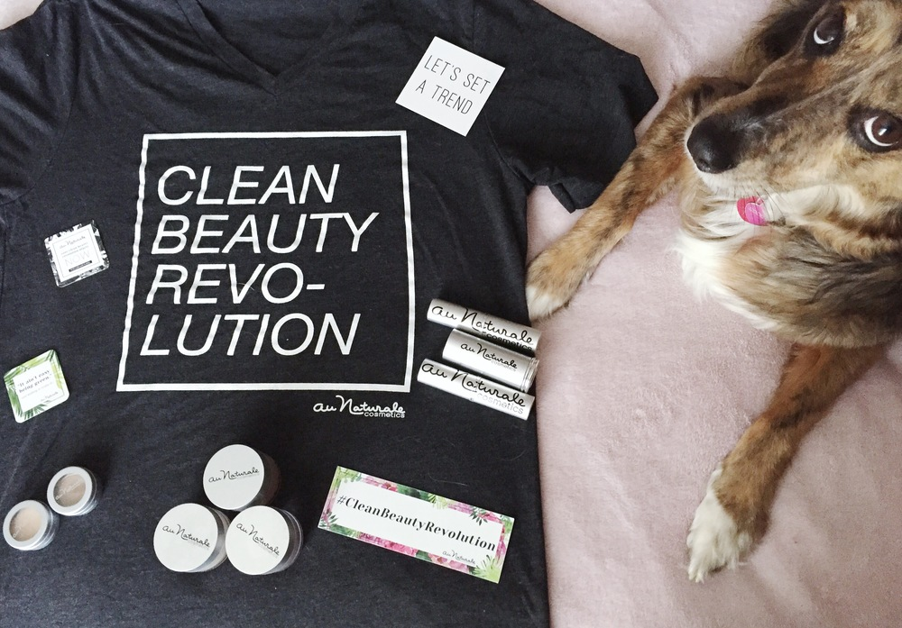 Even pups hate toxic makeup! We're working on getting her to sign the petition. It's taking a while though. #nothumbproblems