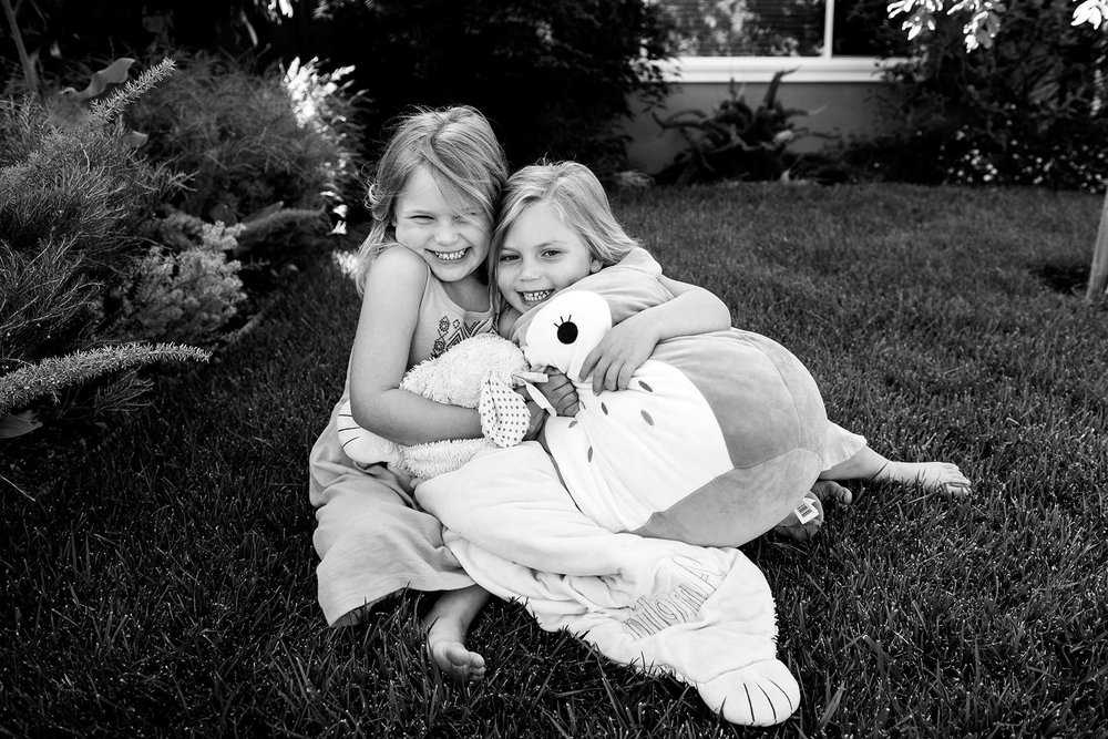 sharon kenney family photography mountain view two girls