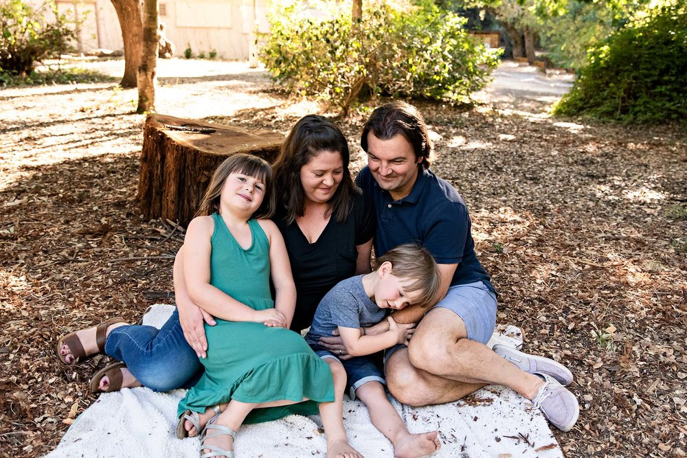 sharon kenney family photography los altos