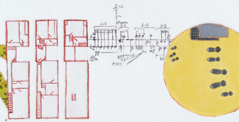 Supercritical Flow (detail)