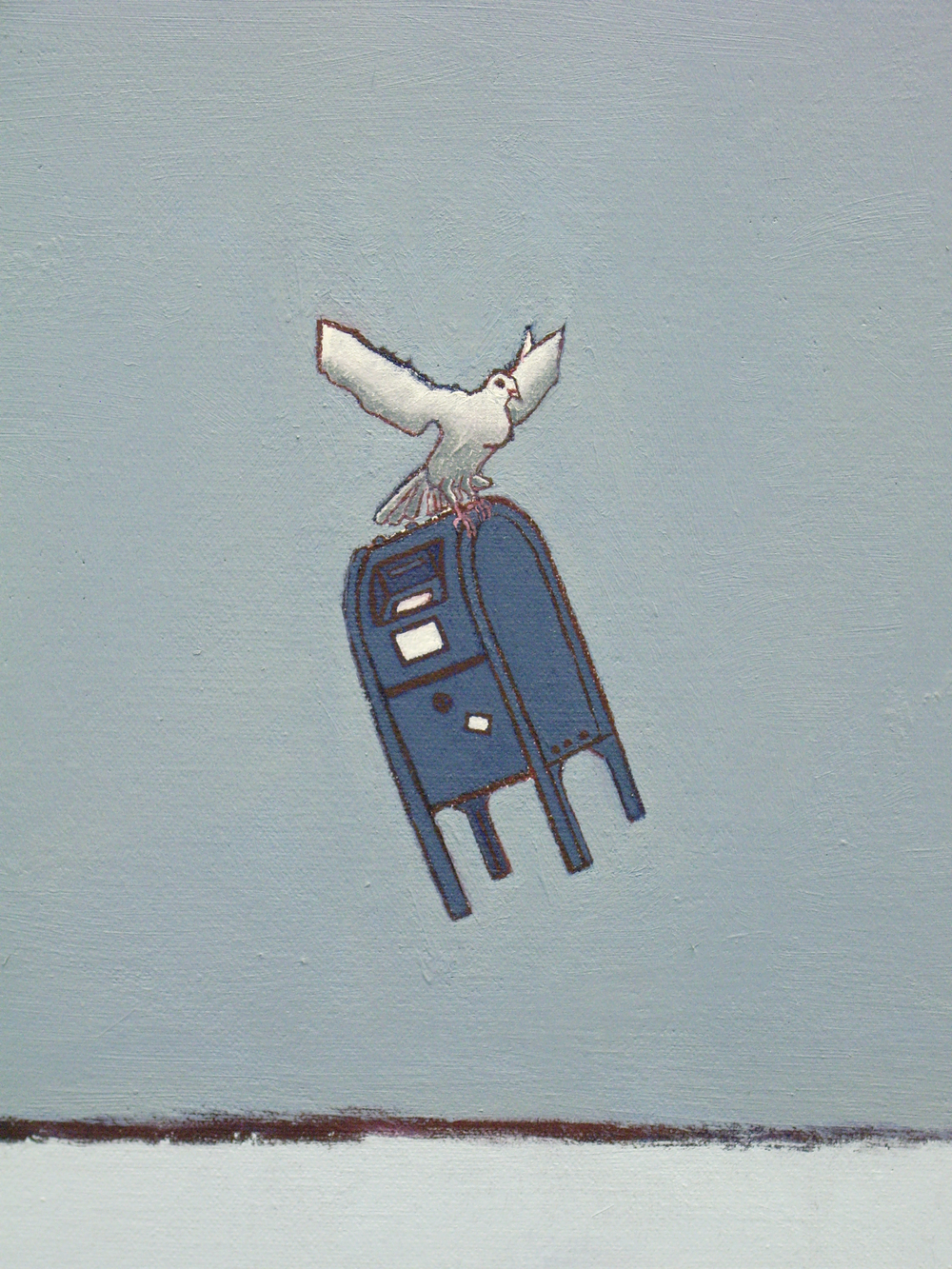 Airmail (detail)