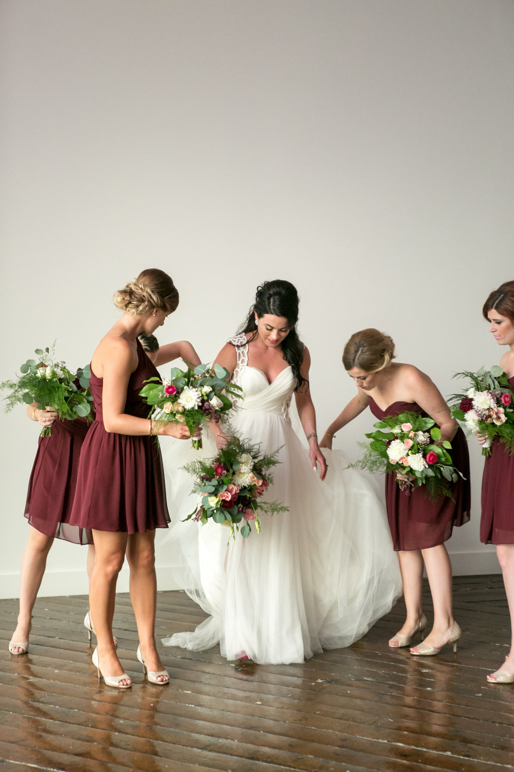 Toronto Wedding Feature: Beautiful Country Garden Celebration at the ...