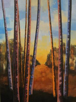 Stephen Silver -Evening+Trees.jpeg