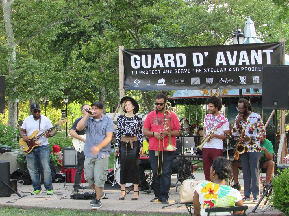 Gaurd d' Avant Progressive Music Festival