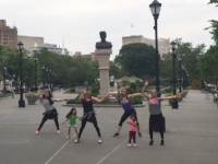 Weekly Fitness Programs Military Park