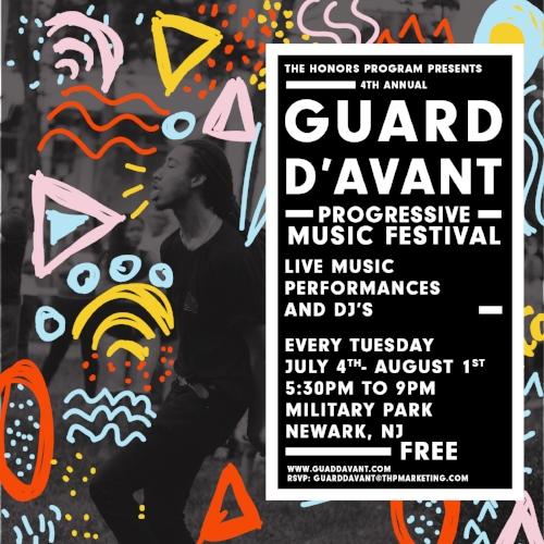 Guard D'avant
