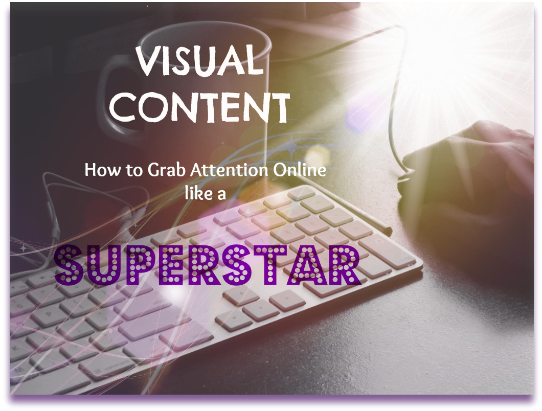Visual Content how to online visibility brand images