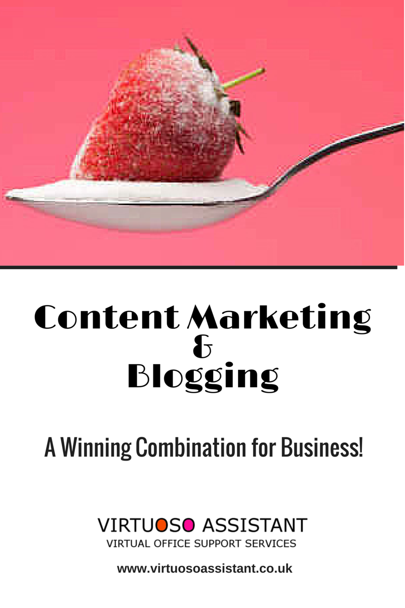 Content Marketing Strategy and Blogging for Buisiness