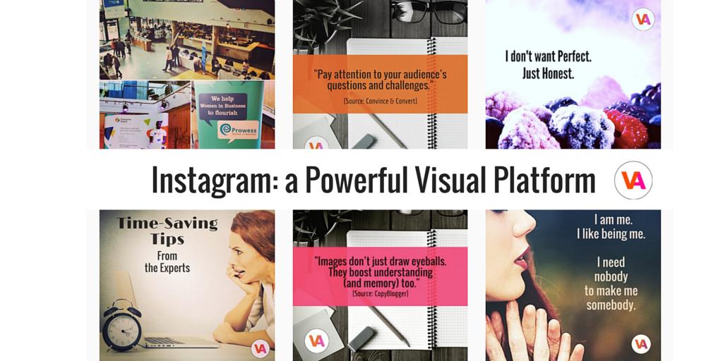 Instagram powerful visual platform