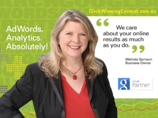 Melinda Samson, Click Winning Content