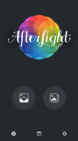 Afterlight video app
