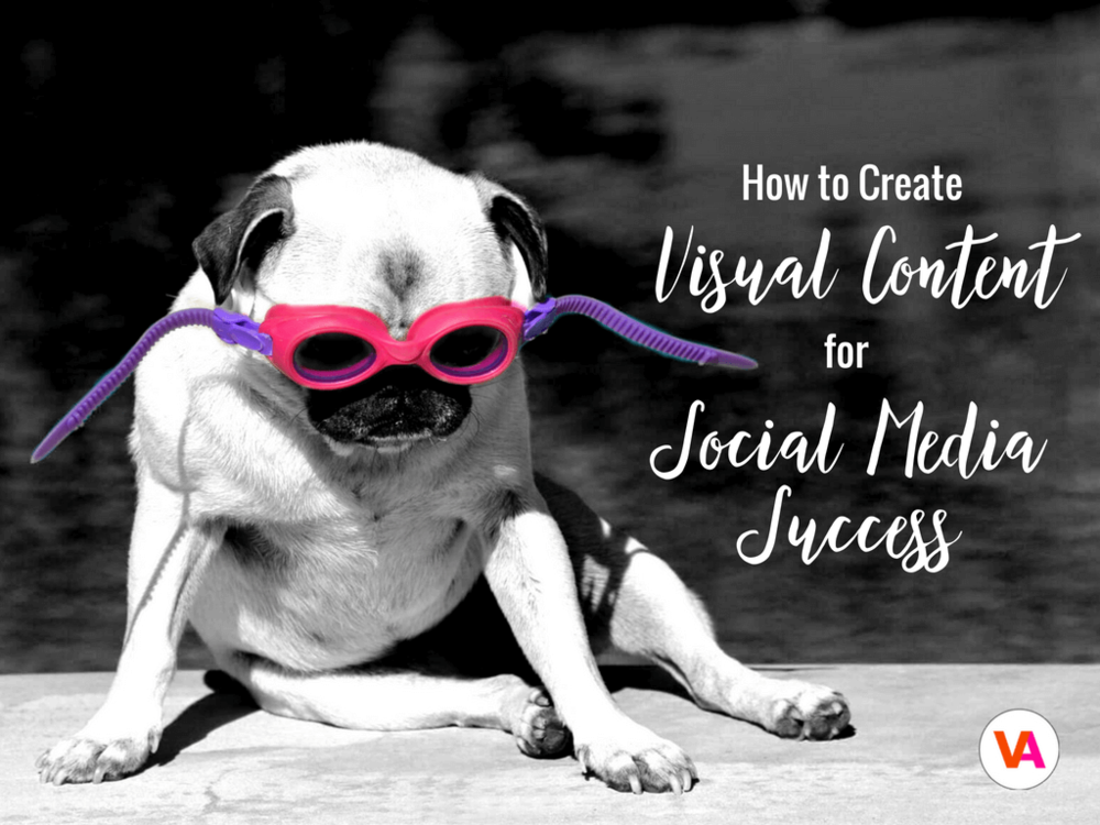 How to Create Visual Content Social Media Success