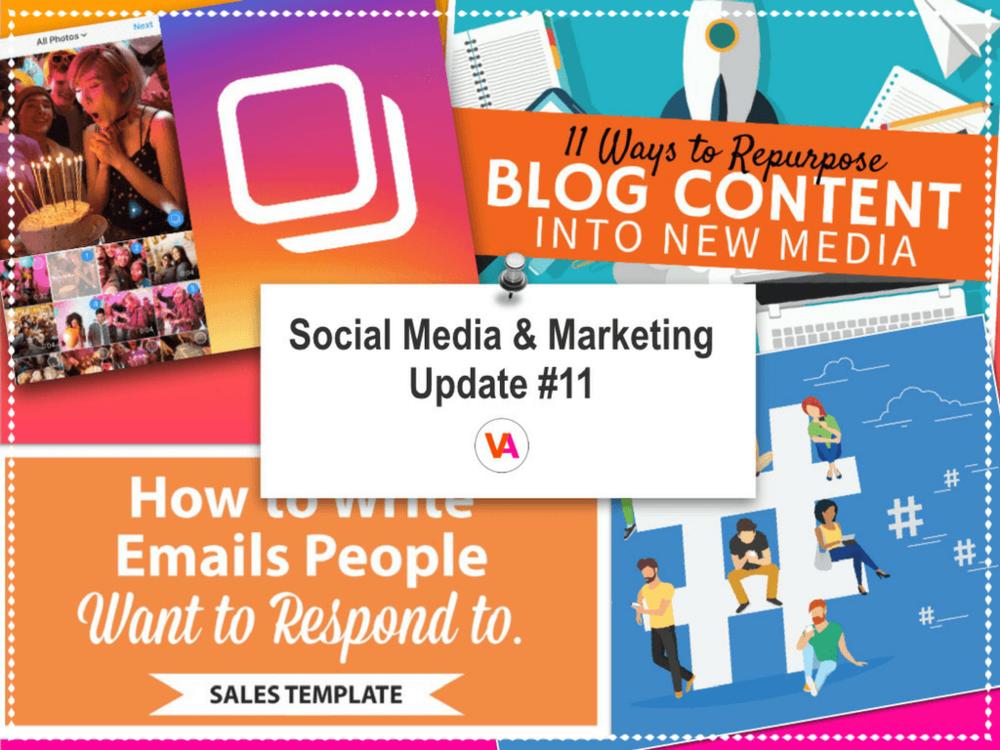 Social Media Marketing Roundup