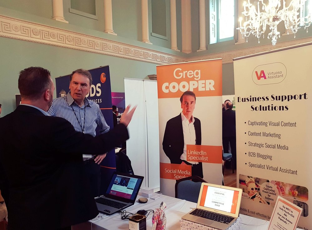Greg Cooper Bath Biz Expo