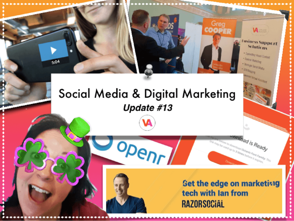 Social Media Digital Marketing Update