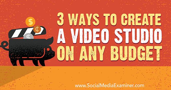 Create Video Studio